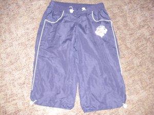 Pantalone da ginnastica blu scuro Poliestere