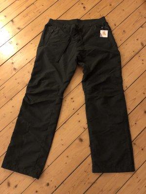 Pantalone da ginnastica nero Tessuto misto