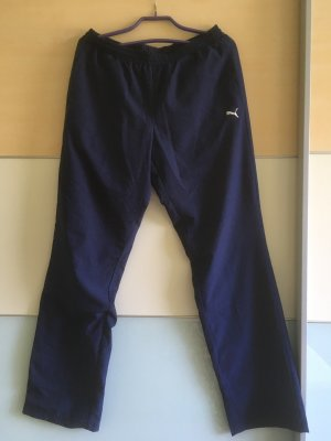 Puma Sportbroek donkerblauw