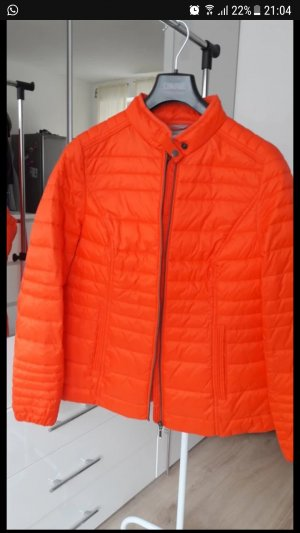Tom Tailor Veste orange fluo