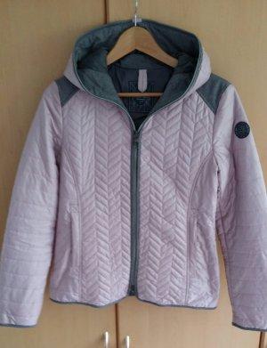 Taifun Separates Quilted Jacket grey-pink