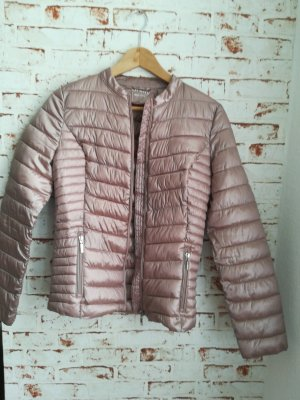 Orsay Quilted Jacket rose-gold-coloured