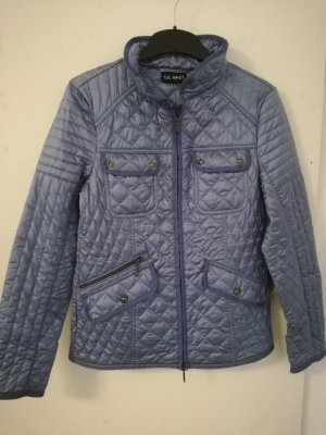 Gil Bret Quilted Jacket steel blue