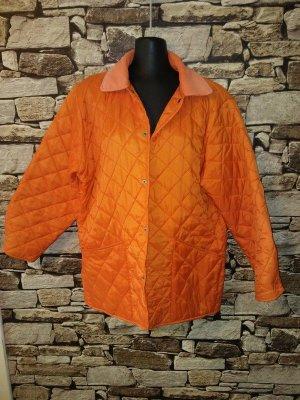 Long Jacket dark orange-orange