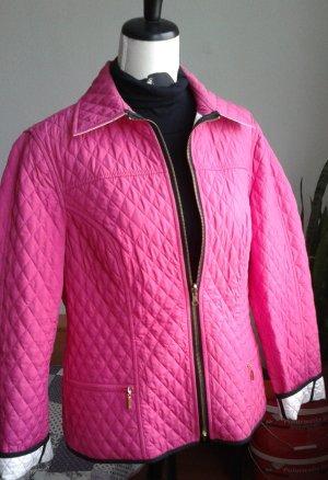 leichte Steppjacke pink, Gr.38/40