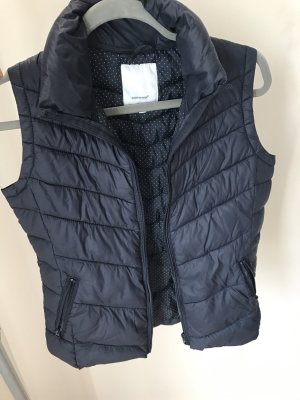 Soyaconcept Quilted Gilet dark blue
