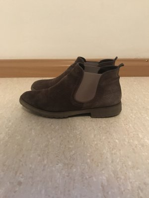 Brunate Booties dark grey
