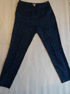 H&M Divided Pantalone peg-top multicolore Poliestere