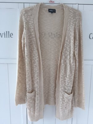 Apricot Cardigan oatmeal-beige synthetic