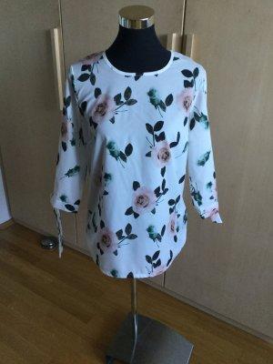Dress In Slip-over blouse veelkleurig Polyester
