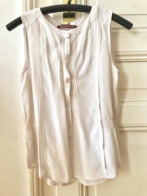 Comptoir des Cotonniers Blusa bianco sporco