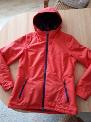 active Winter Jacket orange