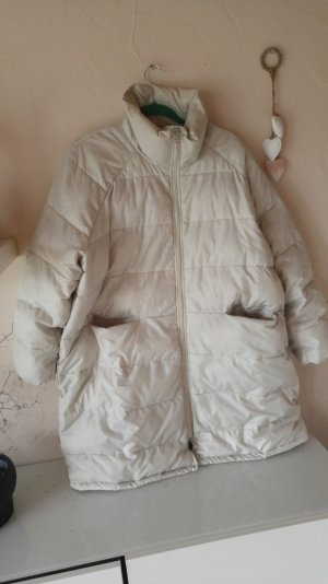 leichte warme steppjacke/mantel