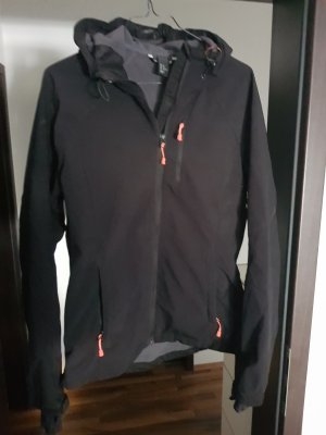 H&M Sport Outdoor Jacket black