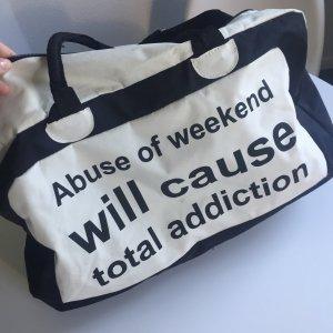 leichte Weekender Tasche