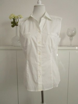 leichte weiße Bluse Gr. 40/42 - Neu