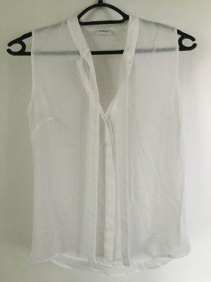 Leichte weiße Bluse von Cubus!!