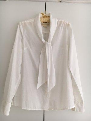 Leichte weiße Bluse von Michael Kors