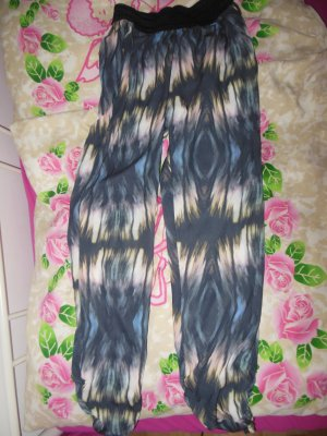 Only Harem Pants multicolored