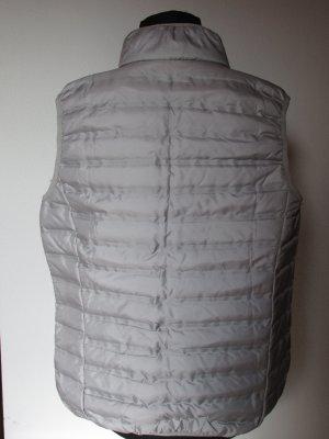 Crane Gilet matelassé gris clair polyester