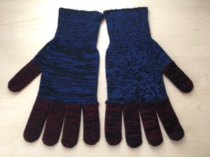 Missoni Gloves multicolored wool