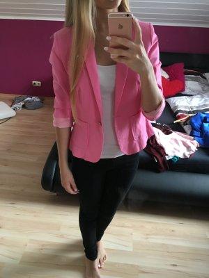 Leichter Blazer rosa