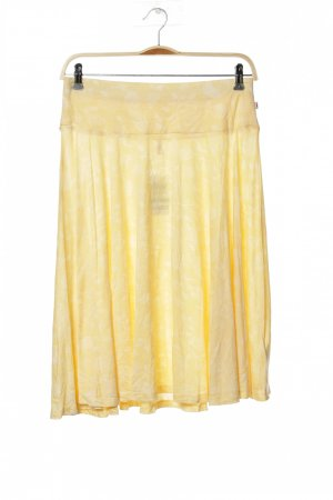 Blutsgeschwister Skirt pale yellow