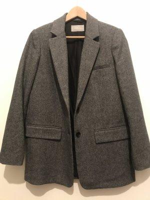 Everlane Wool Blazer grey