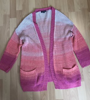 Warehouse Cardigan all'uncinetto multicolore