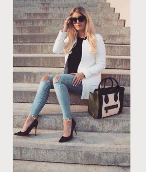 Leichter Kurz-Mantel von Zara