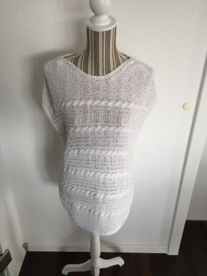 Leichter kurzärmeliger Pullover
