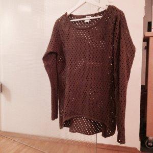 Leichter langärmliger Pullover