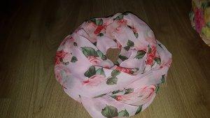 Pañoleta rosa Viscosa