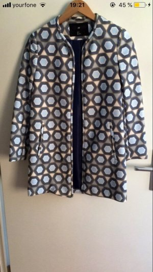 H&M Short Coat multicolored
