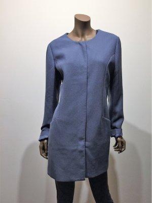 leichter Mantel, blau , Gr. XL
