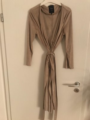 Jennifer Taylor Floor-Lenght Coat camel