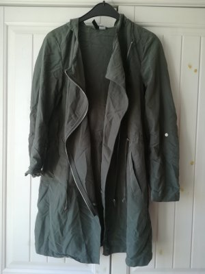 leichter Mantel H und M