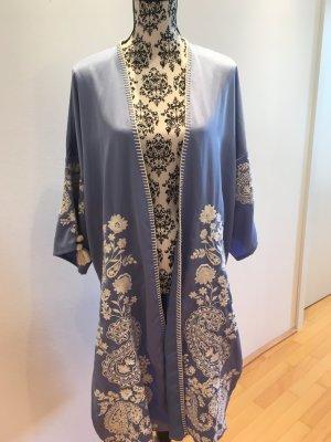 Zara Manteau bleuet