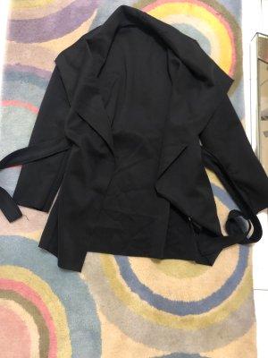 Cappotto mezza stagione nero
