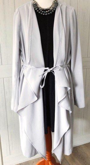 Leichter Mantel von Monki S grau