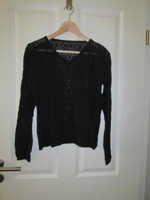 leichter Netz-Pullover