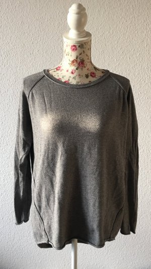 Leichter Oversized Pullover Made in Italy