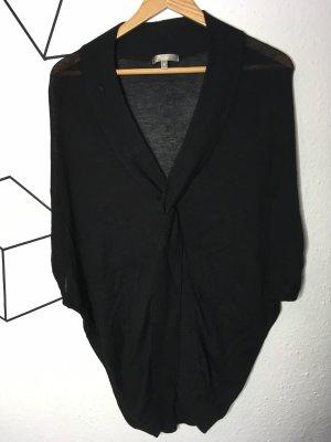 Short Sleeve Sweater black