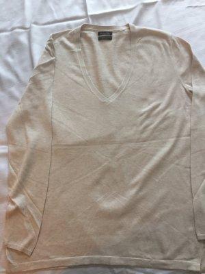 Leichter Pulli in Cotton -Silk - Cashmere Qualität