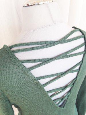 Camicia maglia multicolore