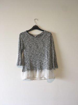 Leichter Pullover / 2in1
