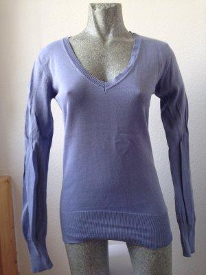 Leichter Pullover Größe S hellblau
