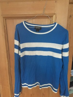 Leichter Pullover königsblau Monki
