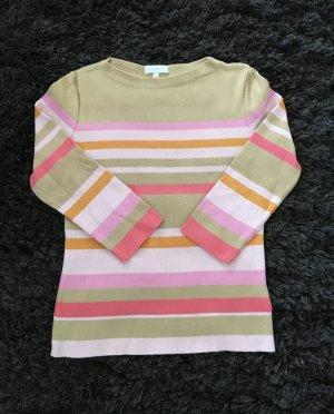 Leichter Pullover mit Dreiviertelärmel