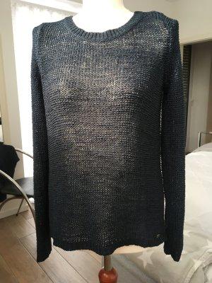leichter Pullover von ONLY dunkelblau Gr. S